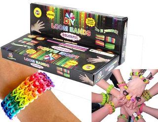 Резиночки для плетения браслетов купить москва